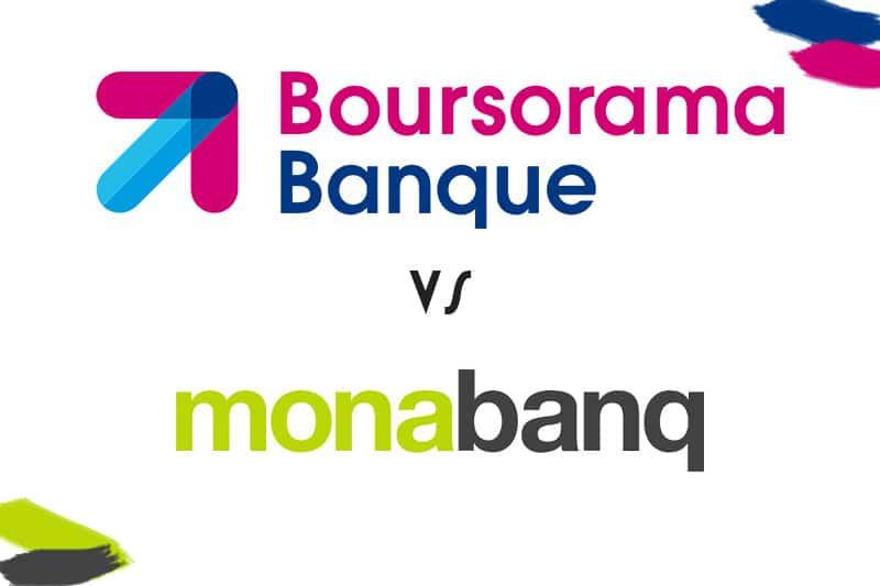 Boursorama Banque ou Monabanq Pro