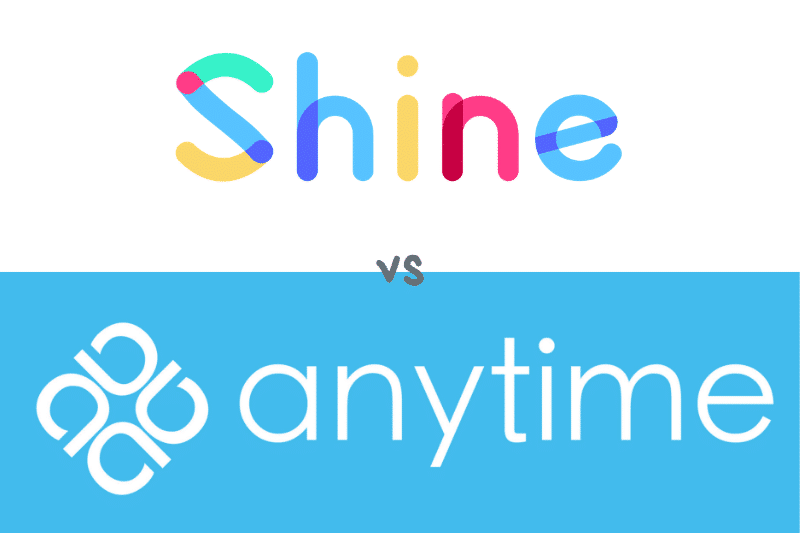 Shine ou Anytime : Quelle banque choisir ?
