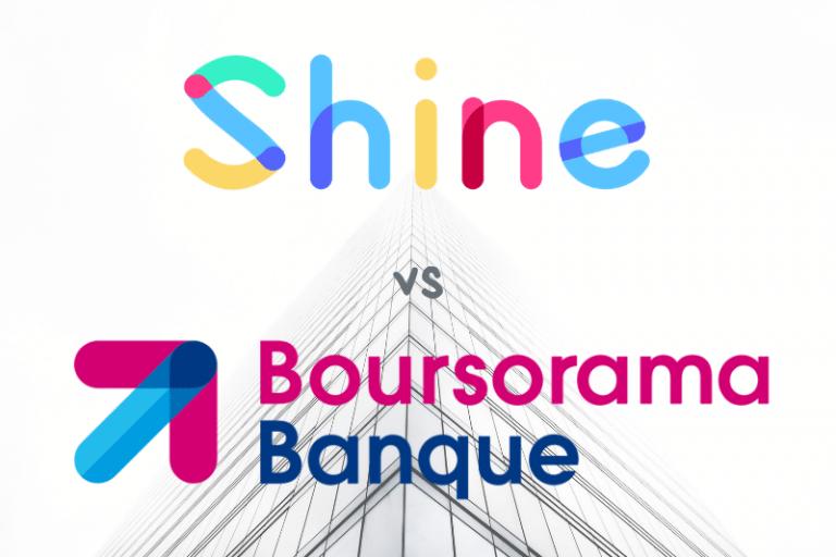 Shine ou Boursorama : Quelle banque choisir ?