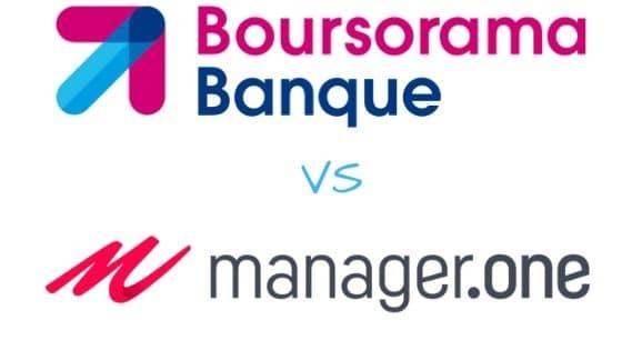 Boursorama Pro ou Manager.one Quelle banque choisir