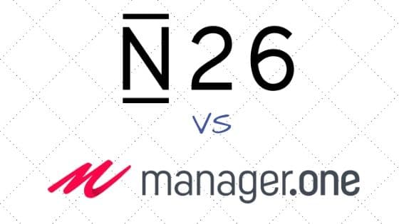 N26 ou Manager.one Quelle banque choisir