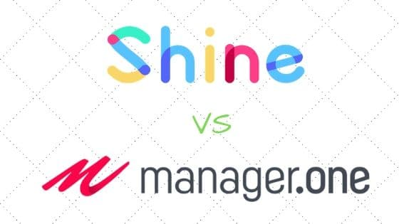 Shine ou Manager.one Quelle banque choisir