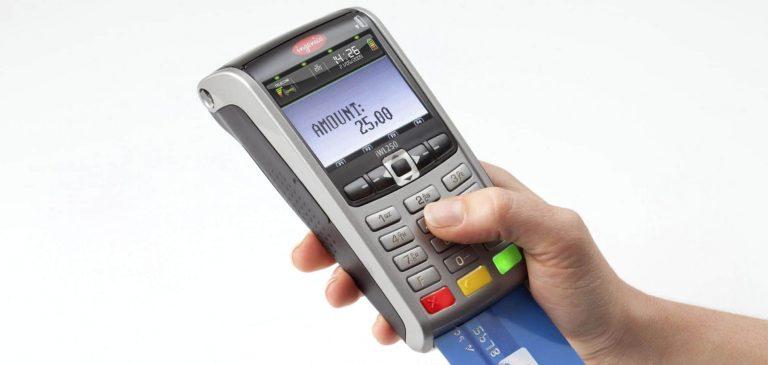 Le terminal de paiement mobile