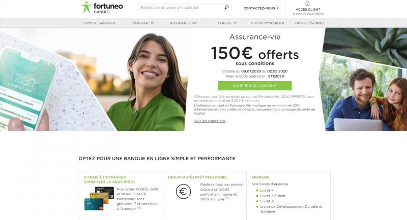 Fortuneo : Comment ouvrir un compte ?