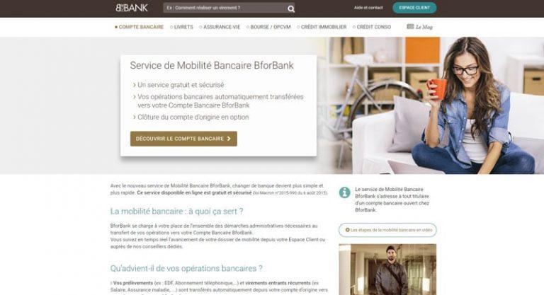 BforBank : Les moyens de paiement