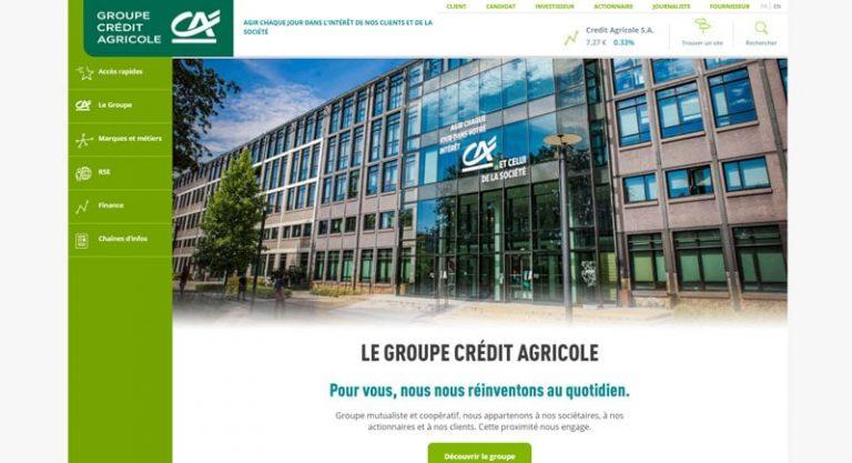Crédit agricole pour les pros
